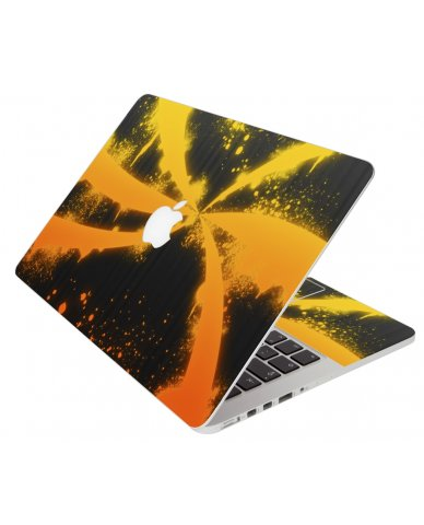 Orange Twist Apple Macbook 12 Retina A1534