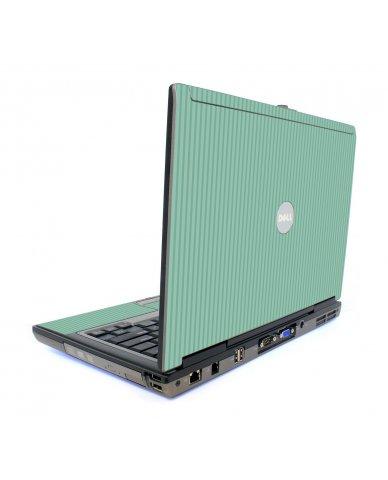 Dreamy Stripes Dell D620 Laptop Skin