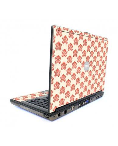 Flower Burst Dell D620 Laptop Skin