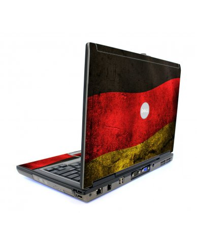 German Flag Dell D620 Laptop Skin
