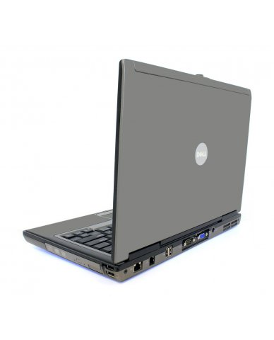 Grey/Silver Dell D620 Laptop Skin