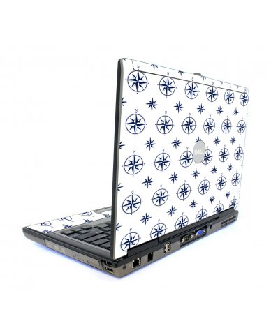 Nautical Dell D620 Laptop Skin