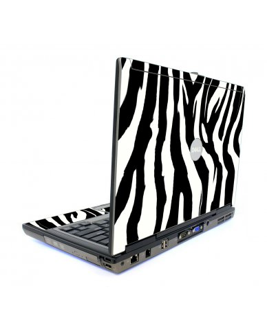 Zebra Dell D620 Laptop Skin