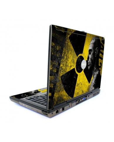 Biohazard Zombie Dell D820 Laptop Skin