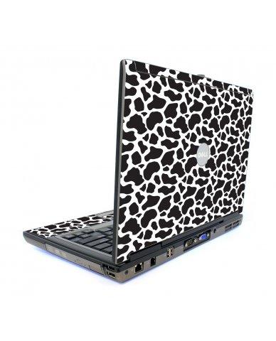 Black Giraffe Dell D820 Laptop Skin