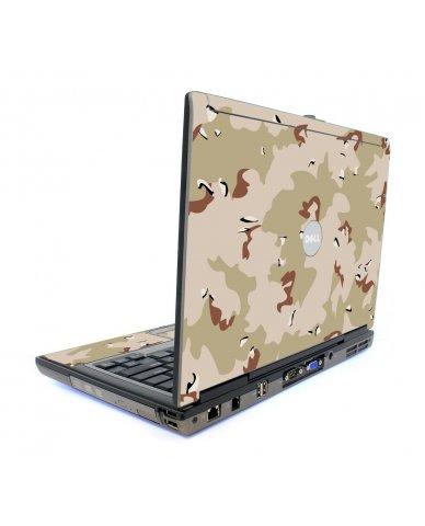 Desert Camo Dell D820 Laptop Skin
