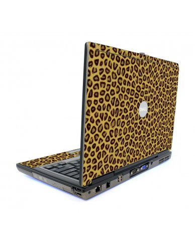 Leopard Print Dell D820 Laptop Skin