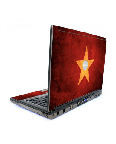 Vietnam Flag Dell D820 Laptop Skin