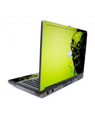 Zombie Face Dell D820 Laptop Skin