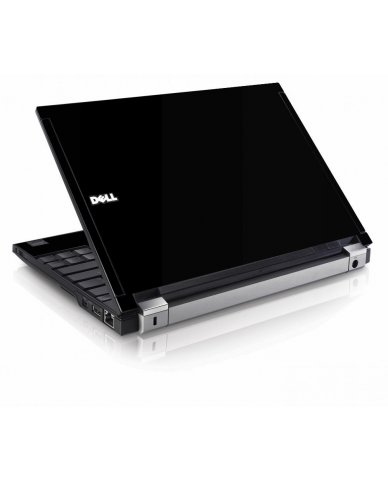 Black Dell E4200 Laptop Skin