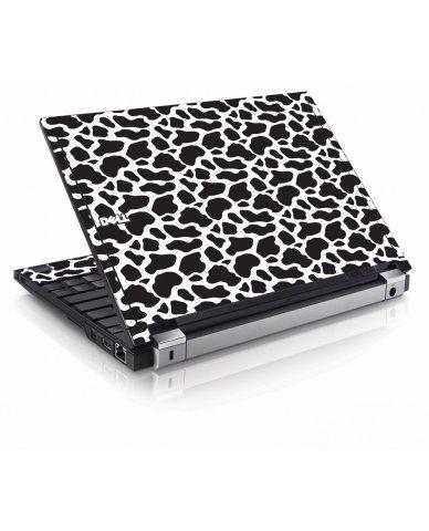 Black Giraffe Dell E4200 Laptop Skin
