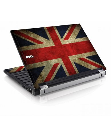 British Flag Dell E4200 Laptop Skin