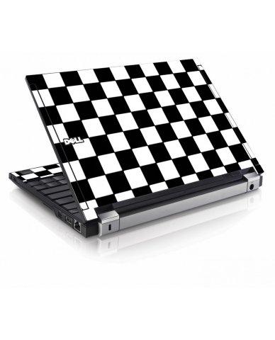 Checkered Dell E4200 Laptop Skin