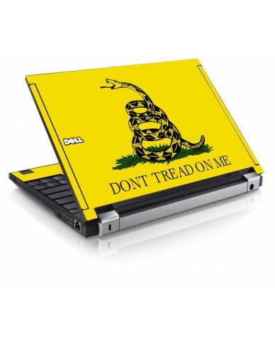 Dont Tread On Me Dell E4200 Laptop Skin