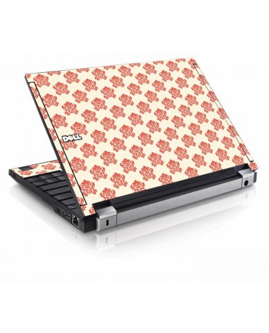 Flower Burst Dell E4200 Laptop Skin