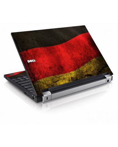 German Flag Dell E4200 Laptop Skin