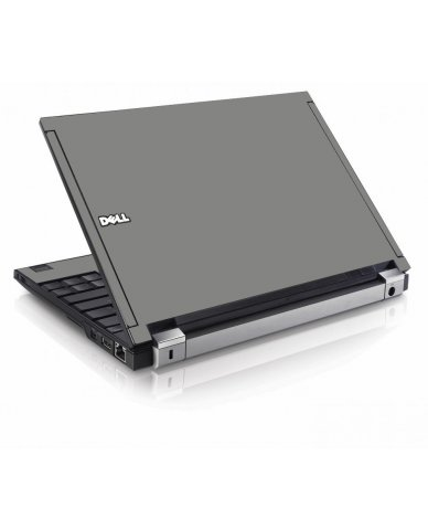 Grey/Silver Dell E4200 Laptop Skin