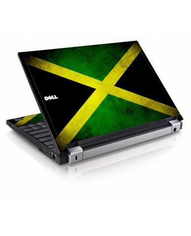 Jamaican Flag Dell E4200 Laptop Skin