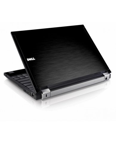 Mts Black Dell E4200 Laptop Skin