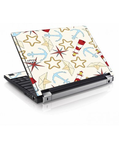 Nautical Lighthouse Dell E4200 Laptop Skin