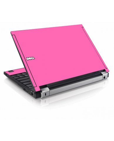 Pink Dell E4200 Laptop Skin