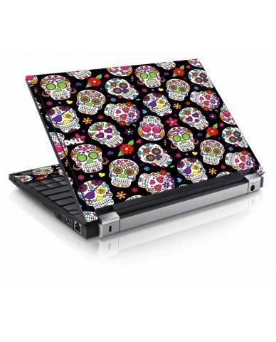 Sugar Skulls Dell E4200 Laptop Skin