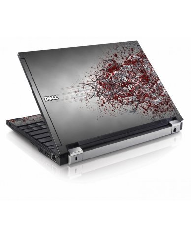 Tribal Grunge Dell E4200 Laptop Skin