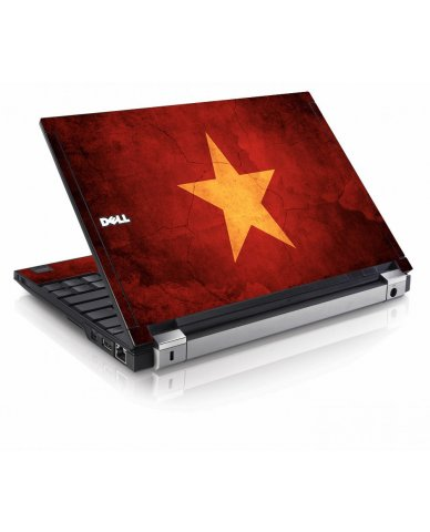 Vietnam Flag Dell E4200 Laptop Skin
