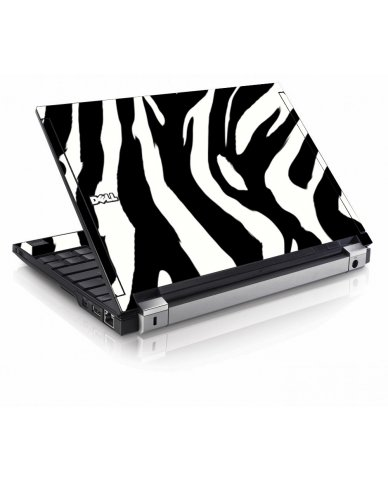 Zebra Dell E4200 Laptop Skin