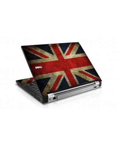 British Flag Dell E4300 Laptop Skin