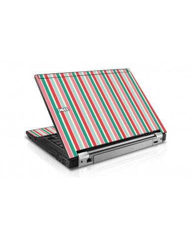 Gum Stripes Dell E4300 Laptop Skin