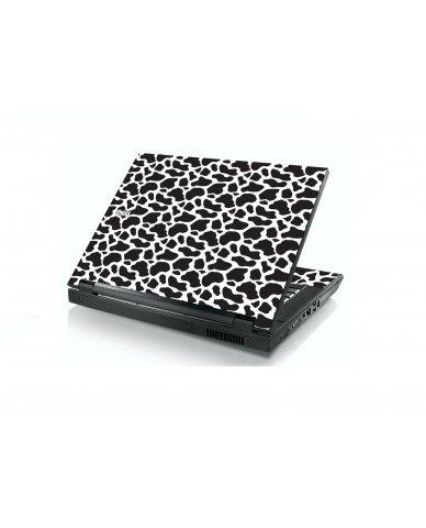 Black Giraffe Dell E5400 Laptop Skin