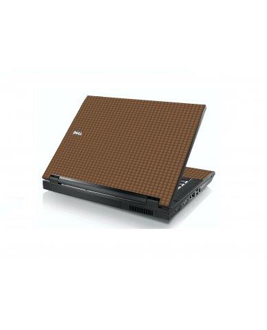 Dark Gingham Dell E5400 Laptop Skin