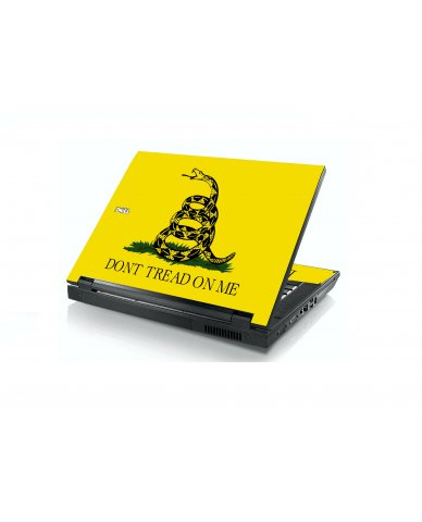 Dont Tread On Me Dell E5400 Laptop Skin