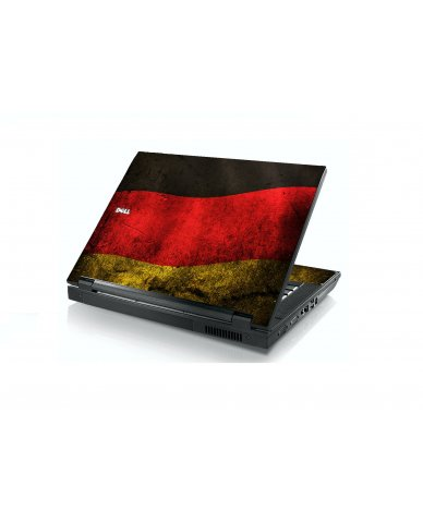 German Flag Dell E5400 Laptop Skin