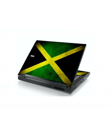 Jamaican Flag Dell E5400 Laptop Skin