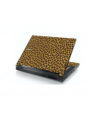 Leopard Print Dell E5400 Laptop Skin