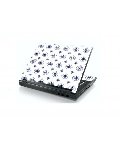 Nautical Dell E5400 Laptop Skin