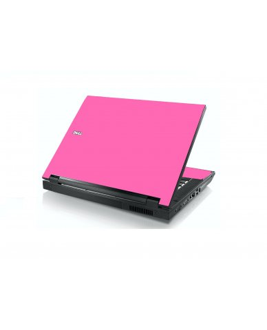 Pink Dell E5400 Laptop Skin