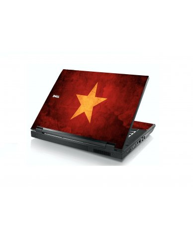 Vietnam Flag Dell E5400 Laptop Skin