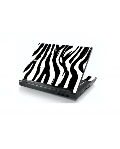 Zebra Dell E5400 Laptop Skin