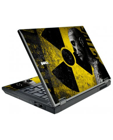 Biohazard Zombie Dell E5410 Laptop Skin