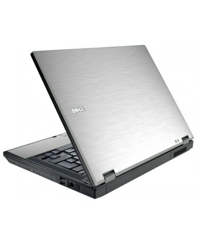 Mts #1 Textured Aluminum Dell E5410 Laptop Skin