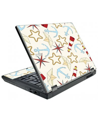 Nautical Lighthouse Dell E5410 Laptop Skin
