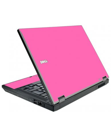 Pink Dell E5410 Laptop Skin