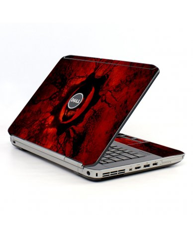 Dark Skull Dell E5430 Laptop Skin