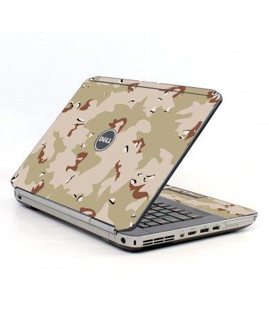 Desert Camo Dell E5430 Laptop Skin