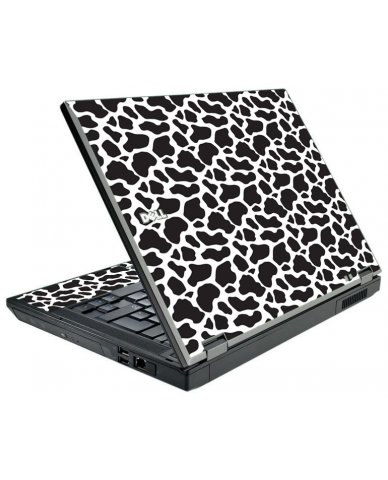 Black Giraffe Dell E5500 Laptop Skin