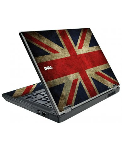 British Flag Dell E5500 Laptop Skin