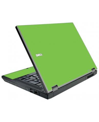 Green Dell E5500 Laptop Skin